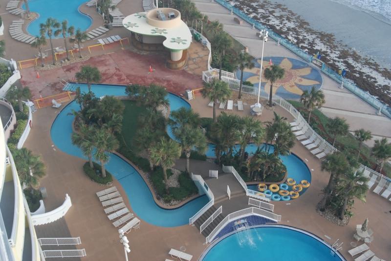 Ocean Walk Resort Timeshare 3 Bedroom Deluxe