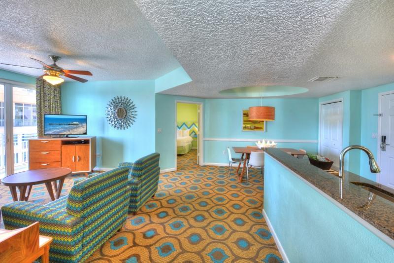 Ocean Walk Resort Timeshare 2 Bedroom Deluxe