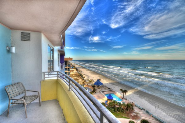 Wyndham Ocean Walk Resort Timeshare - 3 Bedroom Deluxe