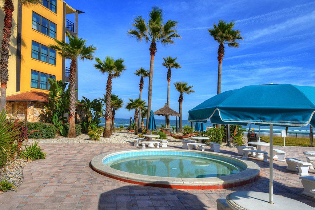 Hawaiian Inn Resort